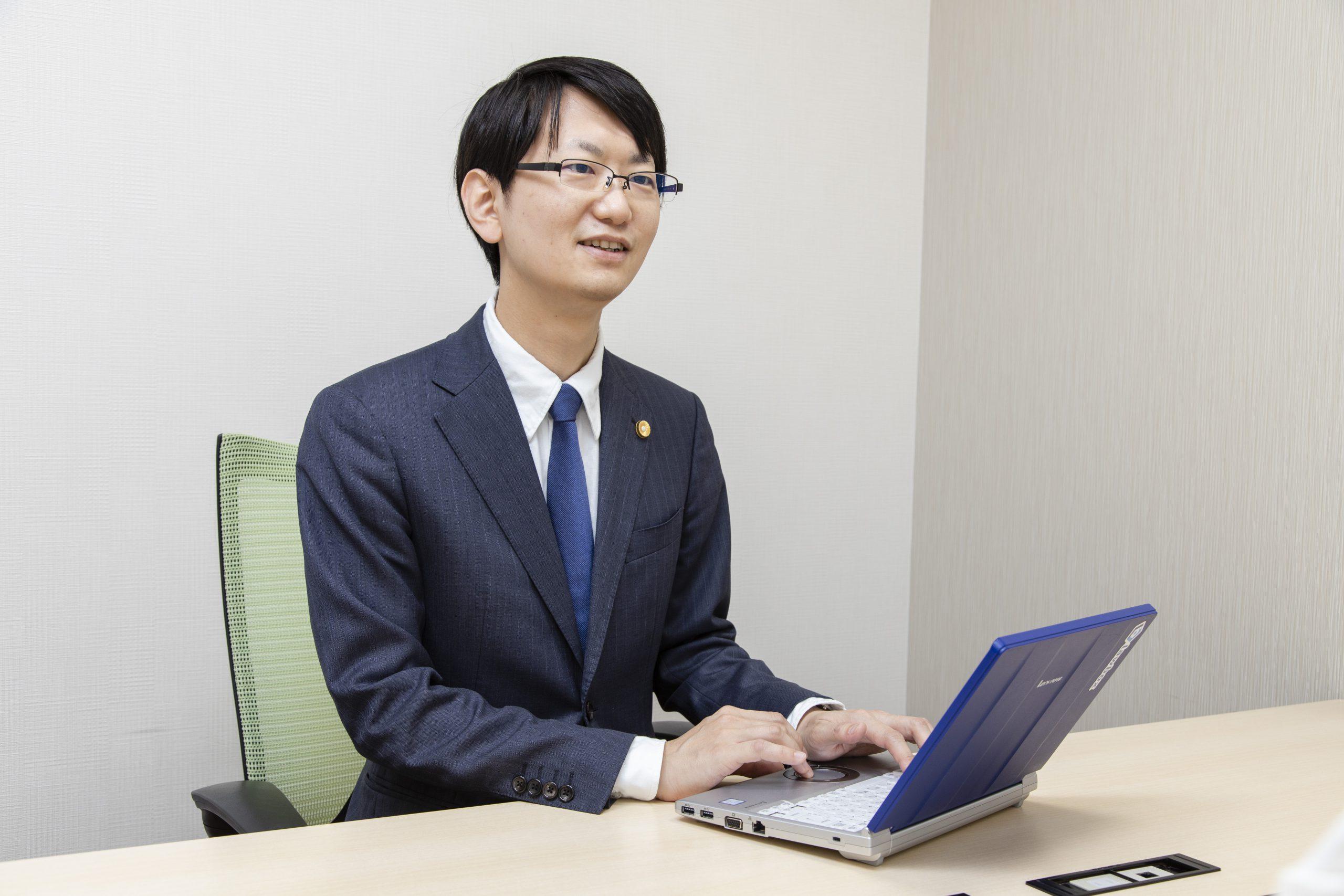 【銀座高岡法律事務所の弁護士紹介】弁護士 吉田洋